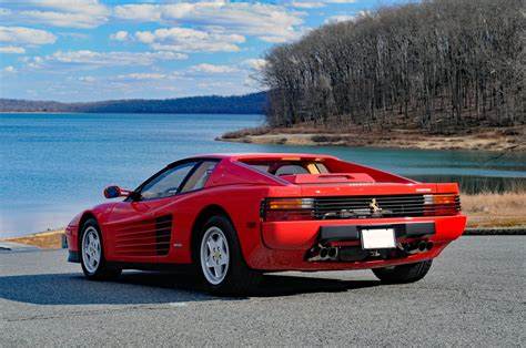 Gt spirit 1984 ferrari testarossa koenig twin turbo red le of 1750 1/18 in stock. Used 1989 Ferrari Testarossa For Sale (Special Pricing)   Ambassador Automobile LLC. Stock #107