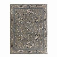 home depot rugs Home Decorators Collection Jackson Gray 8 ft. x 10 ft ...