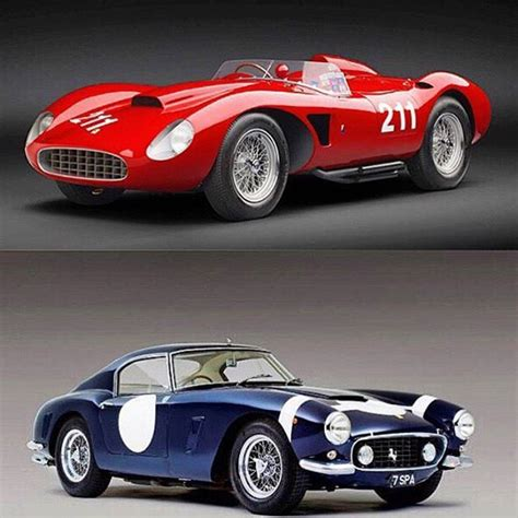 Old ferrari model by veridisquotwo on deviantart. The daily name it game! Top or bottom #classic #Ferrari by @beverlyhillscarclub // Follow our ...
