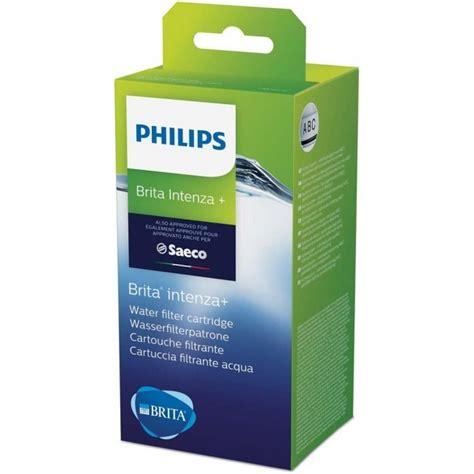 Espressomachine Waterfilter by Philips Brita Intenza Waterfilter