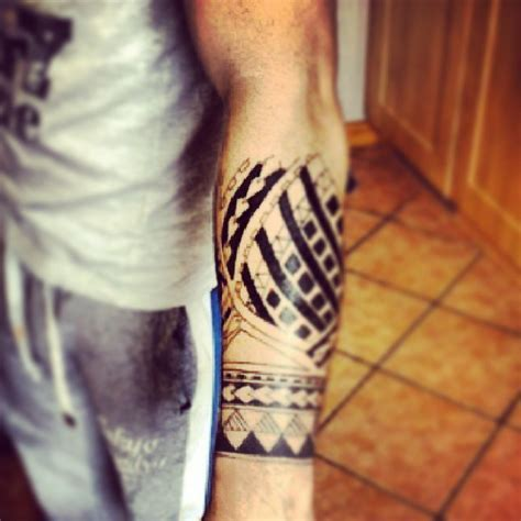 Lower Arm Tattoo Design