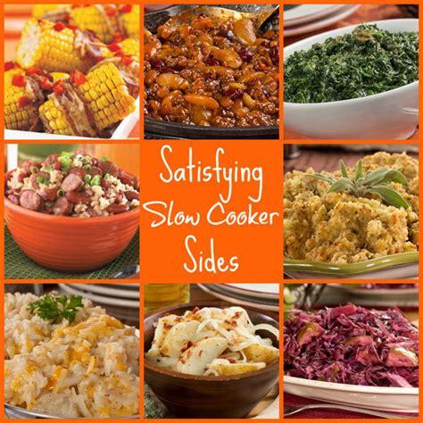 crockpot side dishes slow cooker side dish recipes crock pot side dishes
