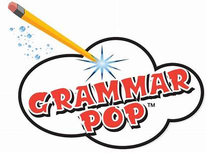 Grammar Pop Clipart Word Punctuation Words Rules