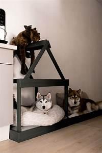 Hundehütten Selber Bauen : so einfach kann man sich eine moderne hundeh tte f r die wohnung selber bauen ~ Eleganceandgraceweddings.com Haus und Dekorationen