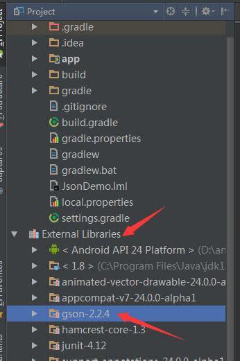 Herunterladen gson android studio dependency   urcedsandra