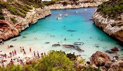 Mallorca Palma Moro Calo Spain Des Es