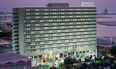 InterContinental Regency Bahrain in Central Business ...