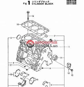 Yanmar Engine 3tn84l B Parts Catalog