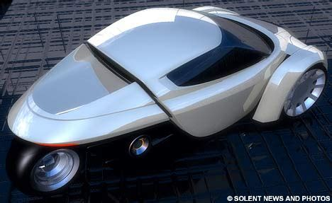 wheeled electric car    faster
