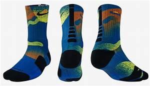 Nike LeBron 6 Meridians Socks | SportFits.com