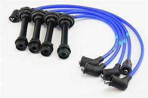 Cables Para Bujia Toyota Fx16 Mr2 Motor 4agelc - Ngk