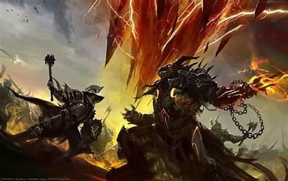 Epic Beast Battle Fantasy Wallpapers Monster Desktop