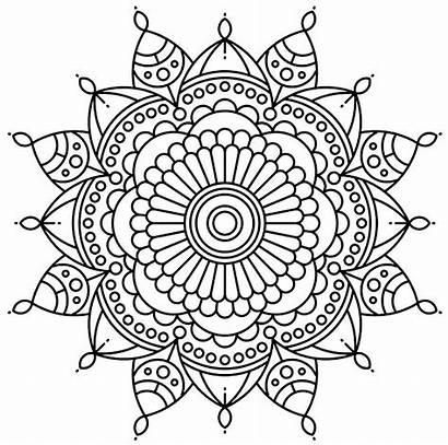 Mandala Colorir Imprimir Desenhos Desenho Como Casa