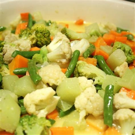 buttered vegetables recipe panlasang recipes
