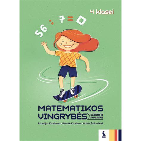 Matematikos vingrybės 4 klasei - ugdymui.lt