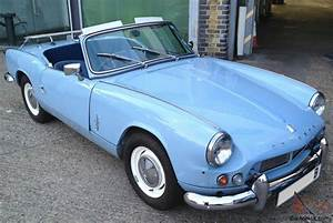 1964 Triumph Spitfire 4  Mk1  Beautiful Restored Car  12 Months Mot