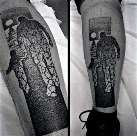 family tattoos  men commemorative ink design ideas