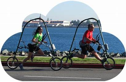 Running Cycle Glide Cycles Bicycle Compare Impact