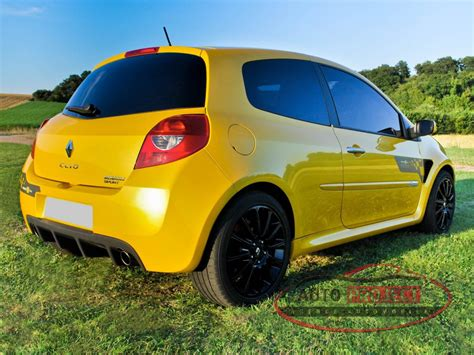 renault clio iii    rs  team