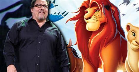 jon favreau the lion king so what about those disney remakes rotoscopers