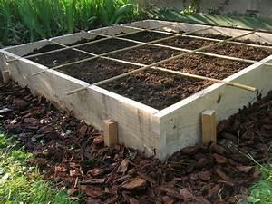 Jardin En Carré : mon petit carr de jardin mon album ma famille mes ~ Premium-room.com Idées de Décoration