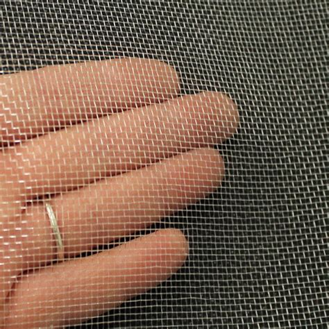 Insect Net Screen Net insect netting woven mesh 1 6mm 100m
