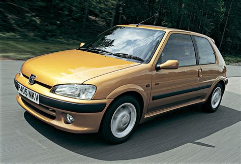 Peugeot 106 Gti by Peugeot 106 Gti Review History Prices And Specs Evo