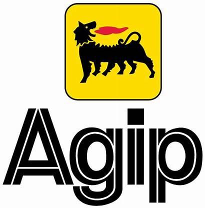 Agip Oil Italian Fuel Lubricants Gasoline Svg