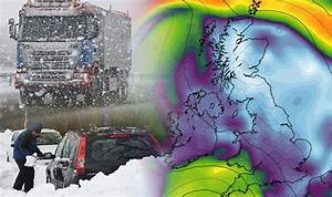 UK weather: Beast from the East '2.0' as bitterly cold ...