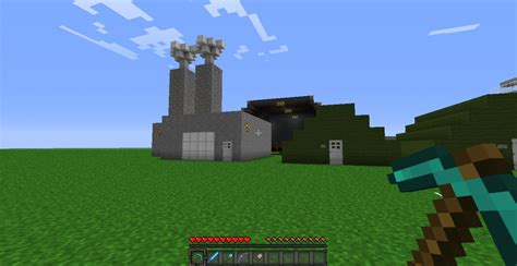Military Base Minecraft Map