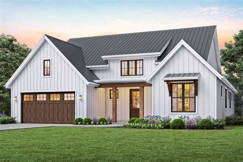 beautiful country style house plan  bonaire
