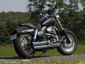 Harley Fat Bob : 2009 harley davidson fxdf dyna fat bob moto zombdrive com ~ Medecine-chirurgie-esthetiques.com Avis de Voitures