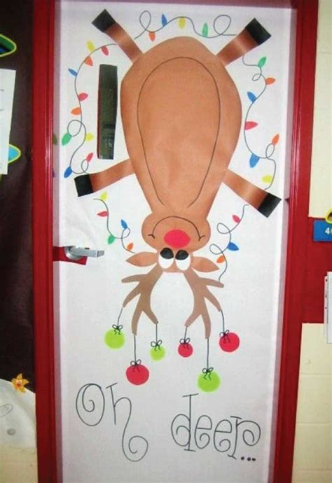25 marvelous classroom decoration for christmas interior
