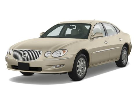 2008 buick lacrosse review ratings specs prices and