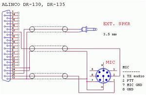Alinco Mic Wiring Diagram