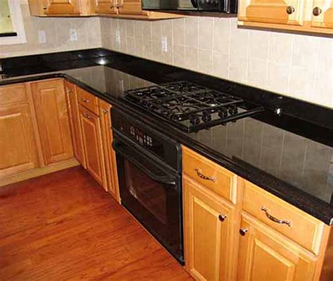 kitchen backsplash ideas with black granite countertops backsplash ideas for black granite countertops the 9643