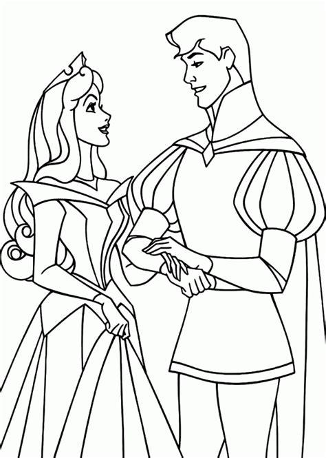 prince coloring page coloring home