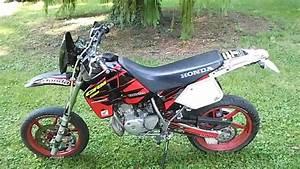 Honda 125 Crm : honda crm 125 supermotard sound and walk around youtube ~ Melissatoandfro.com Idées de Décoration