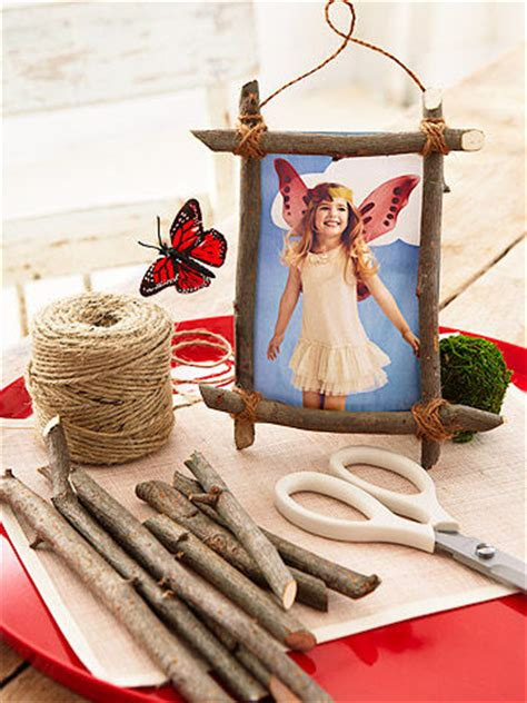 nature inspired crafts  kids