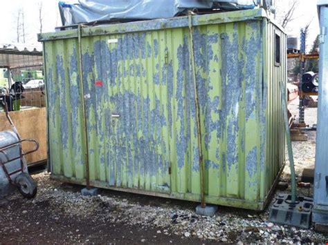 materialcontainer gebraucht kaufen s 228 bu materialcontainer gebraucht kaufen auction premium