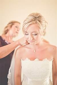 quel collier choisir avec une robe de mariee blanche pour With robe pour mariage cette combinaison collier prénom or