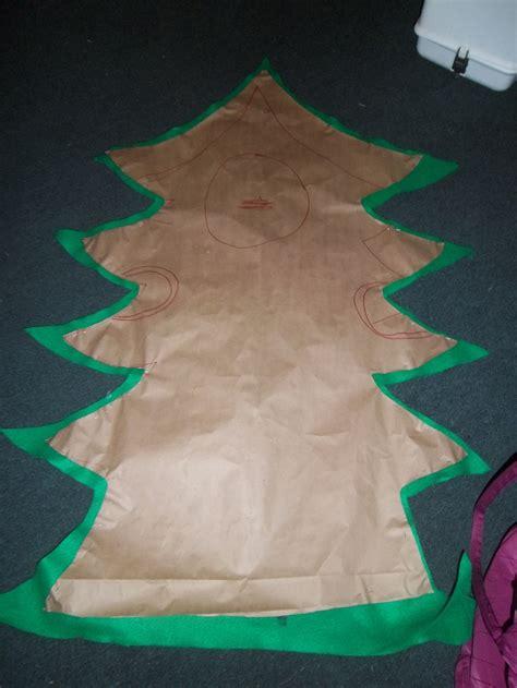 christmas tree costume crafts  gina decorations