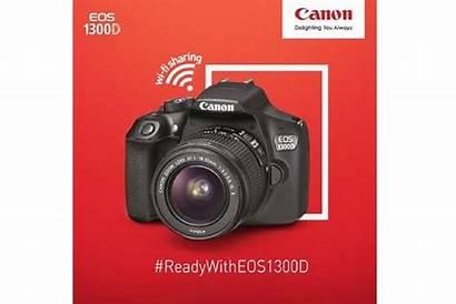 Ad Eos Campaign Canon 1300d Partner Camera