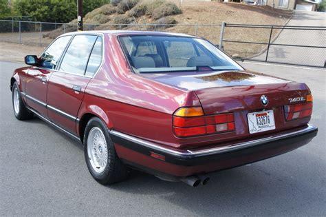 1994 Bmw 740il With 52k Miles