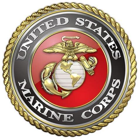 Marine Corps Emblem Clip Free Marine Corp Clipart Clipart Collection Us Marine