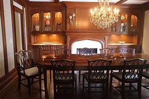 excellent simple 7 piece dining room sets american drew With american made dining room furniture