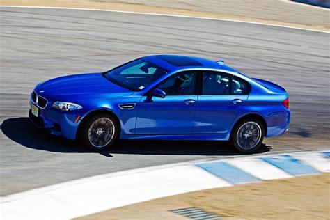 Bmw M5 Blue by 2013 Monte Carlo Blue Metallic Bmw M5 Sedan Side
