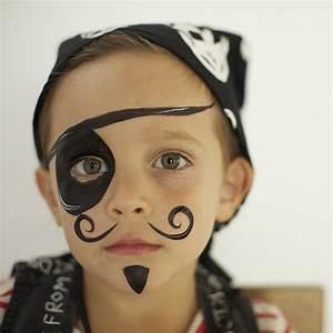 Maquillage Simple Enfant : maquillage pirate enfant astuces et tutoriels ~ Melissatoandfro.com Idées de Décoration