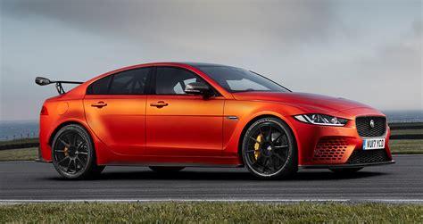Jaguar Xe News by New Jaguar Xe Sv Project 8 Myautoworld