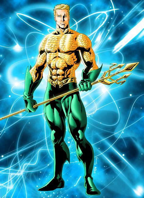 Something Smells Fishy Around Here…oh Yeah! It's Aquaman